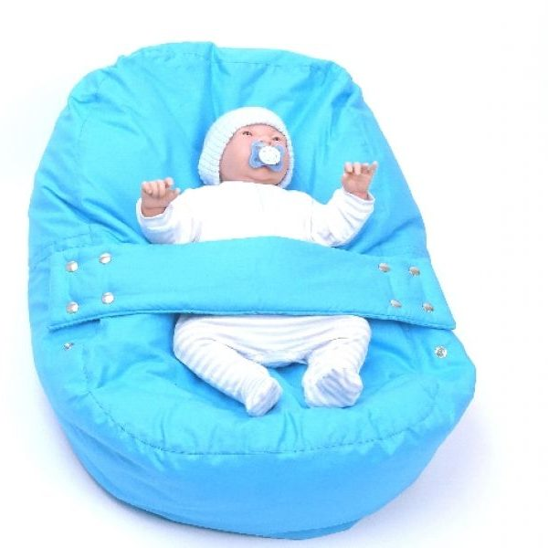 Lagerungskissen Baby Türkis