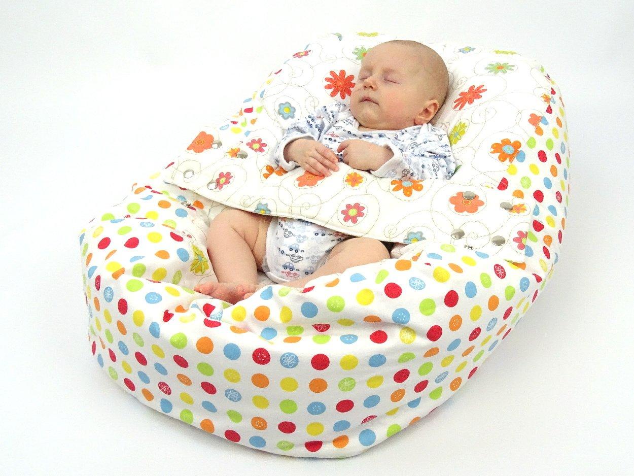 Opadi Liegekissen für Babys: Bequem und weich