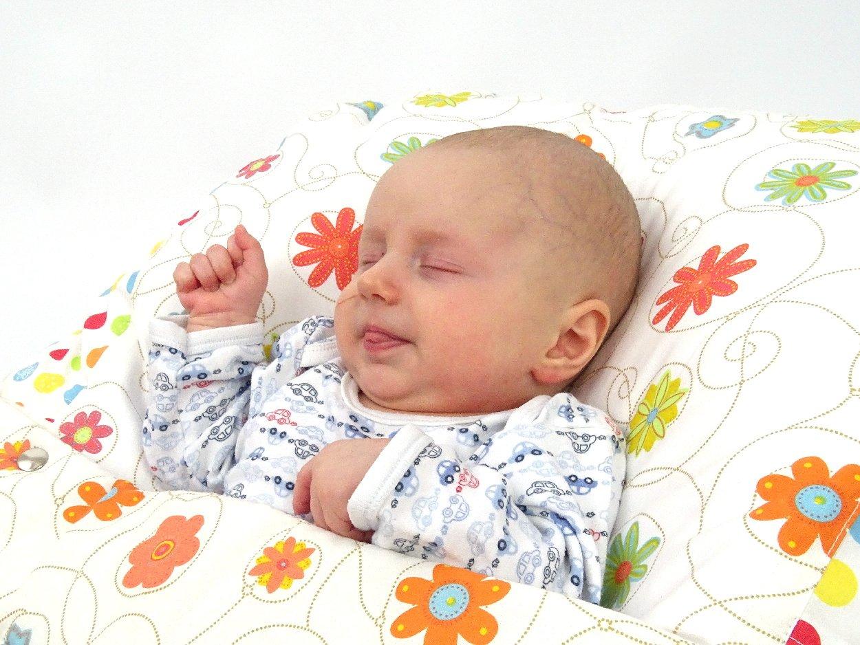 Liegekissen für Babys und Frühchen