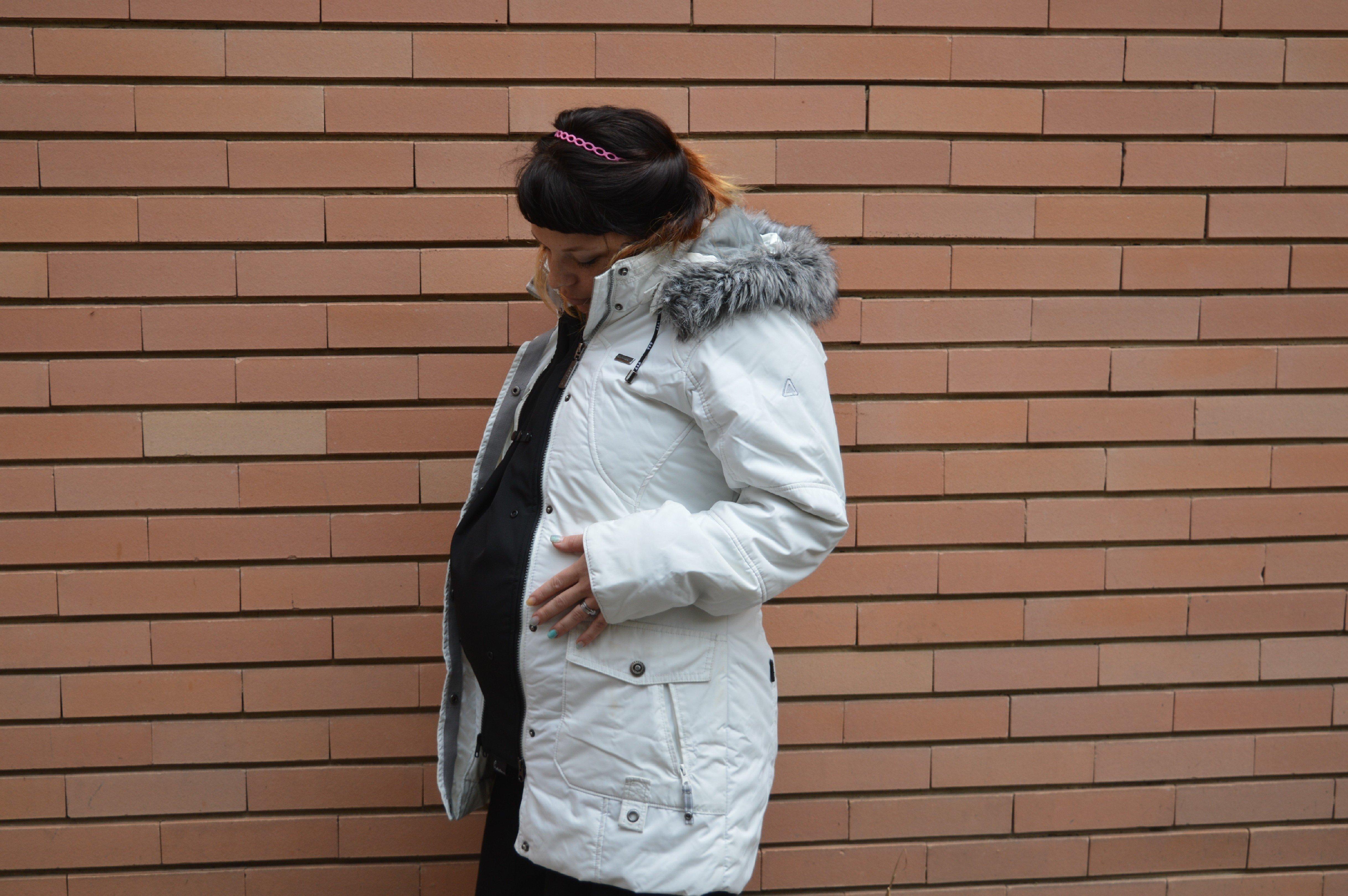 Jackenadapter für Schwangere von BellyBoo