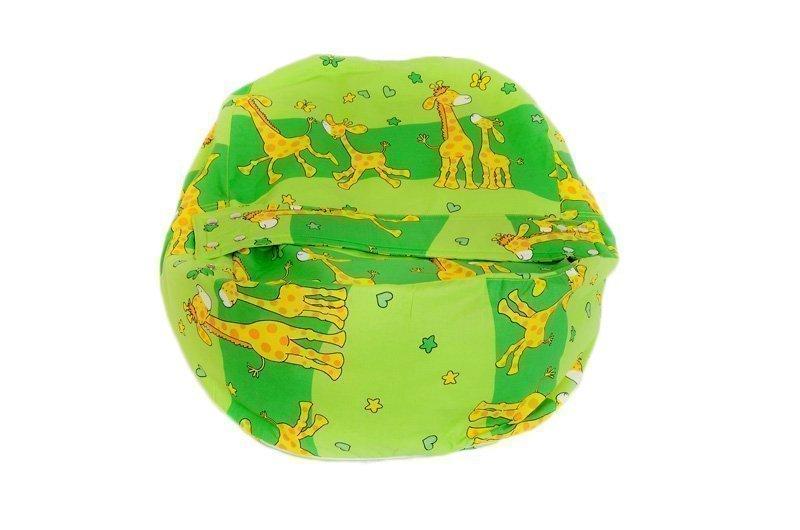 Wechselbezug Giraffe grün 1