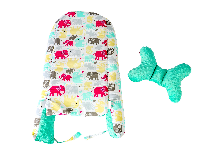 Opadi Nestchen Elefanten türkis 4