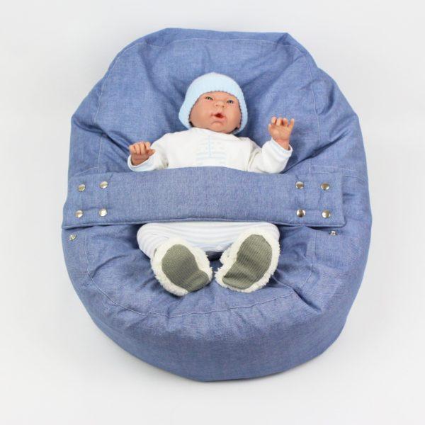 Babykissen Nestchen Sitzkissen Opadi Lagerungskissen Babyliegekissen