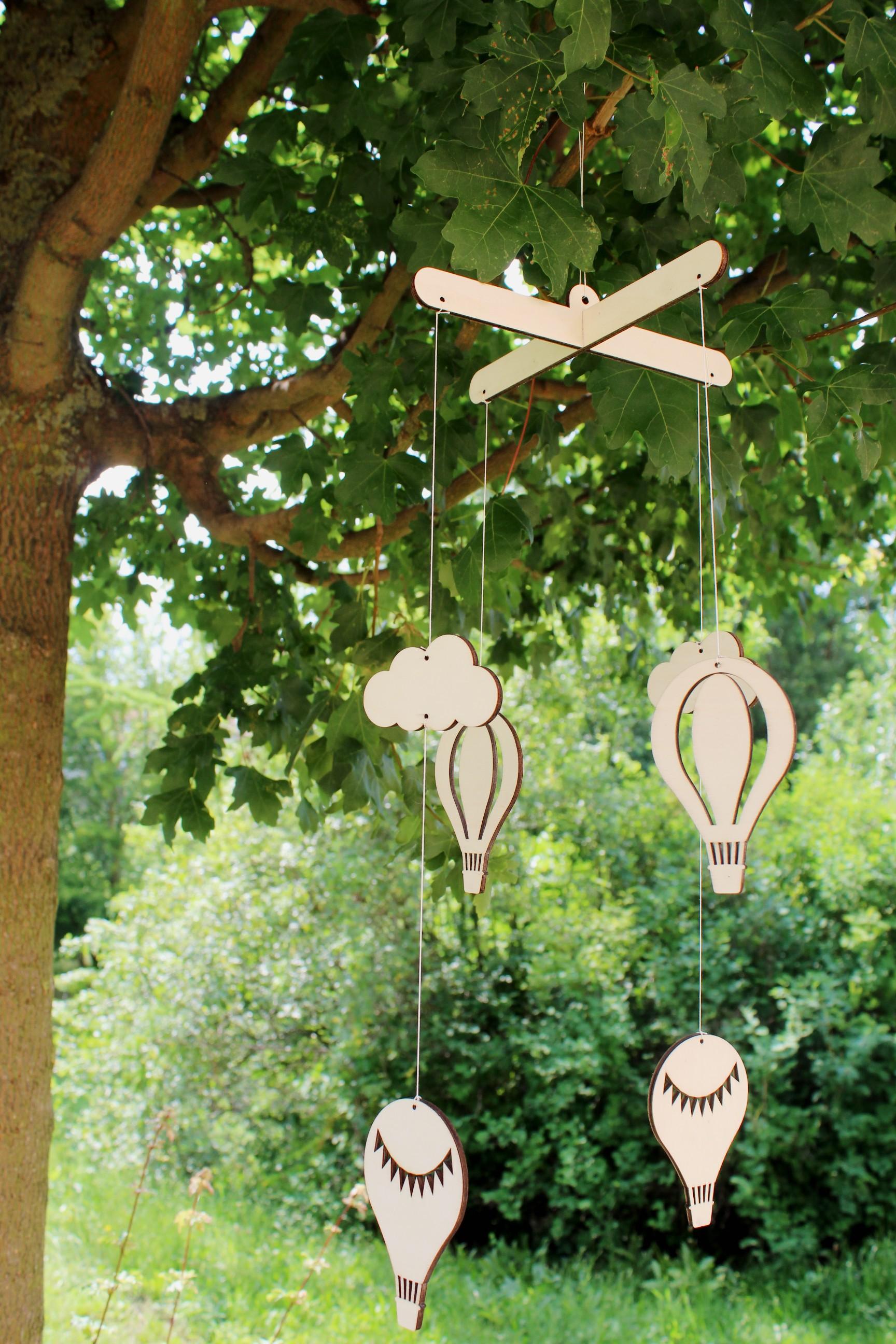 Mobile Heißluftballons 4