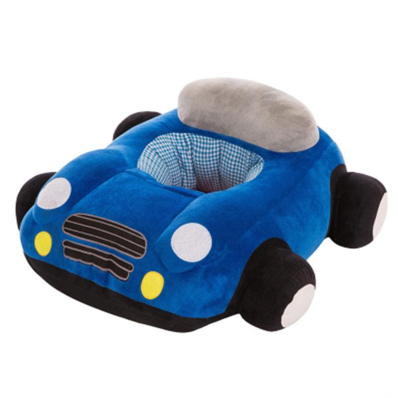 Babysessel Auto blau