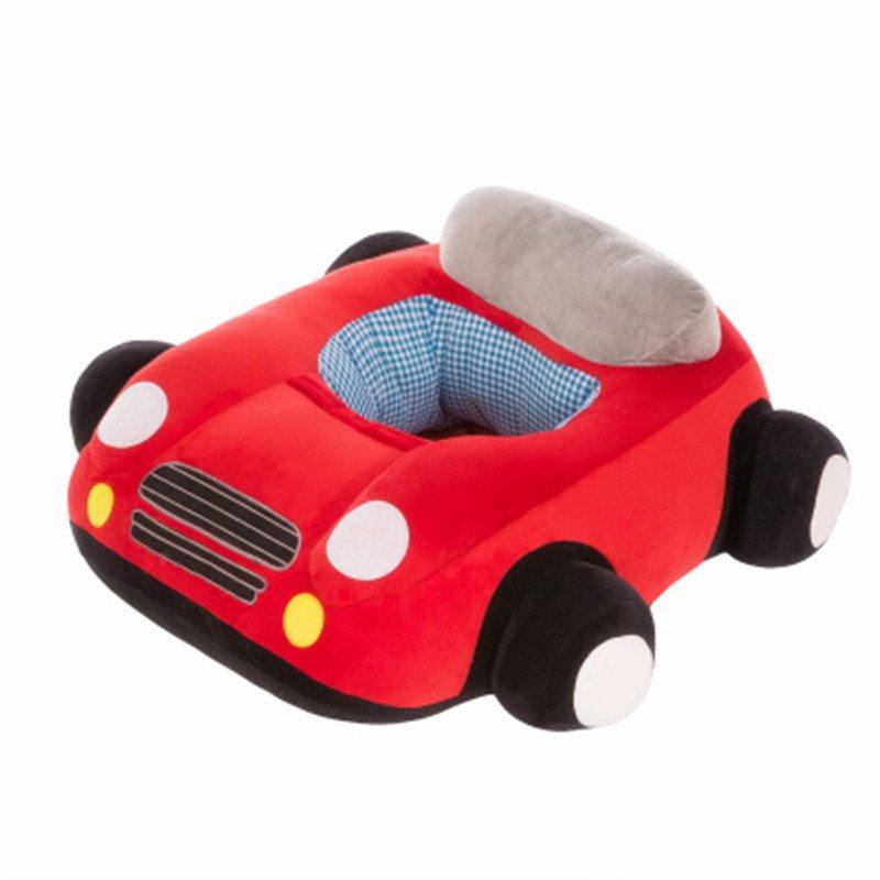 Babysessel Auto rot