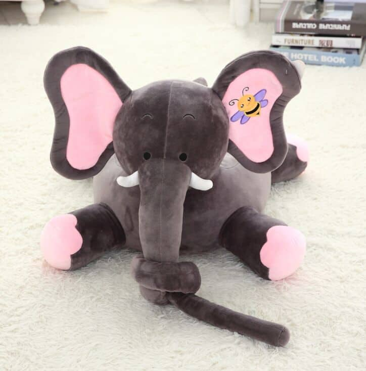 Kindersessel Elefant liegend 3