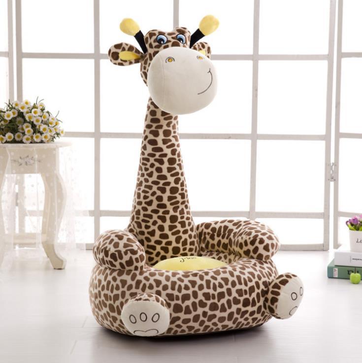 Kindersessel Giraffe 3