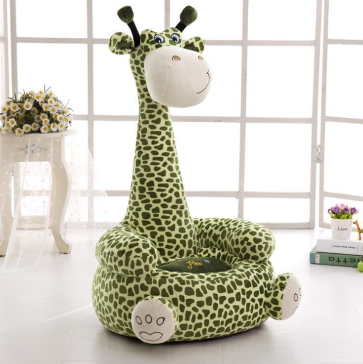 Kindersessel Giraffe 4