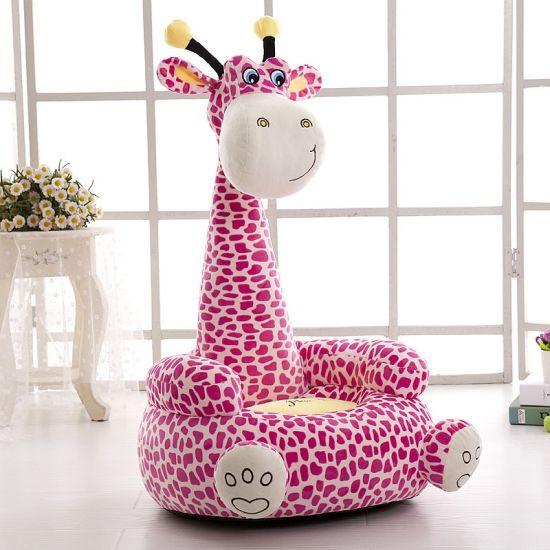Kindersessel Giraffe 7