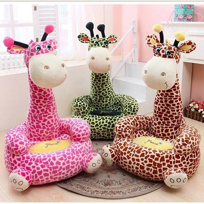 Kindersessel Giraffe 9