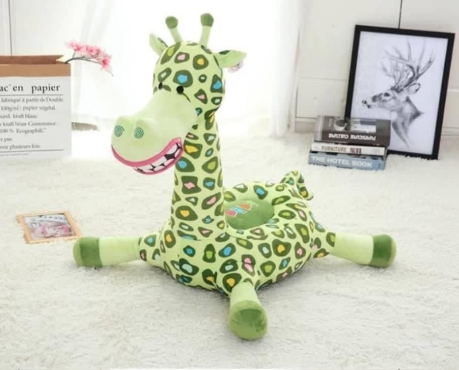 Kindersessel Giraffe liegend 2