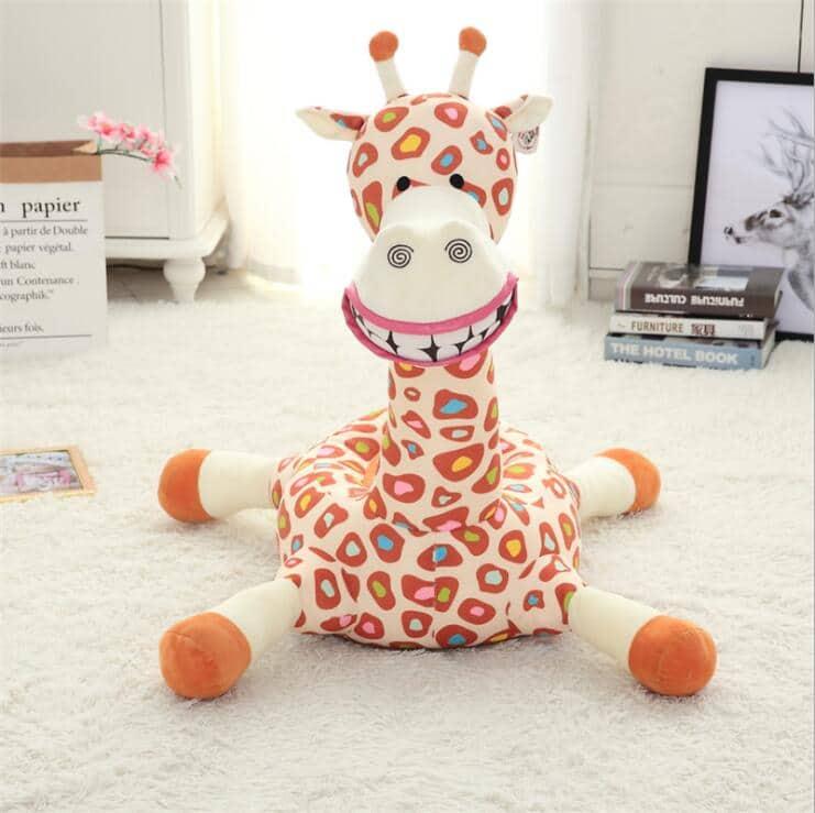 Kindersessel Giraffe liegend 4