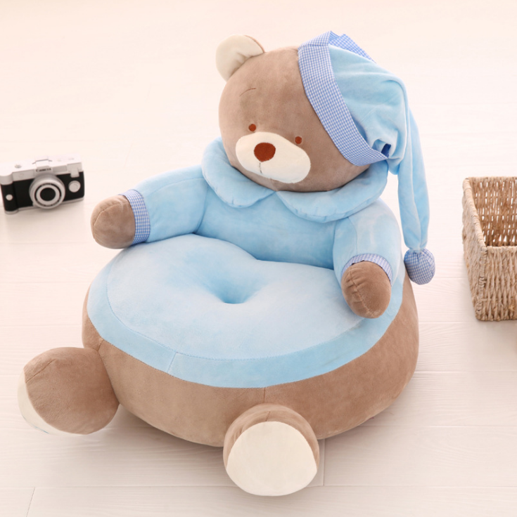 Kindersessel Teddy Schlafmütze 1