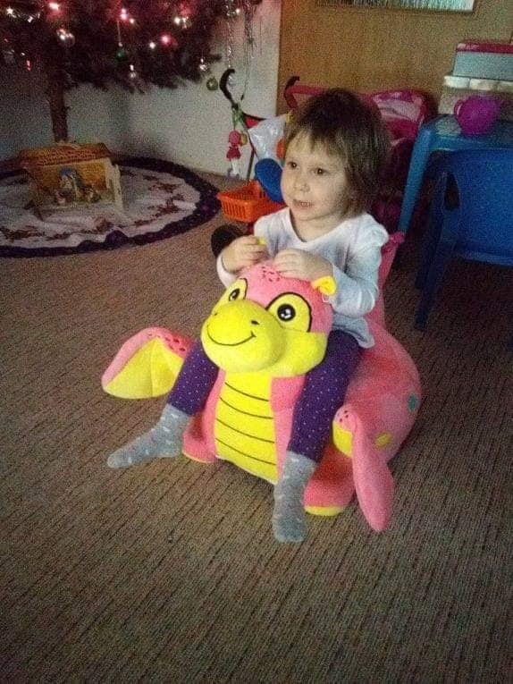 Kindersessel Drachen