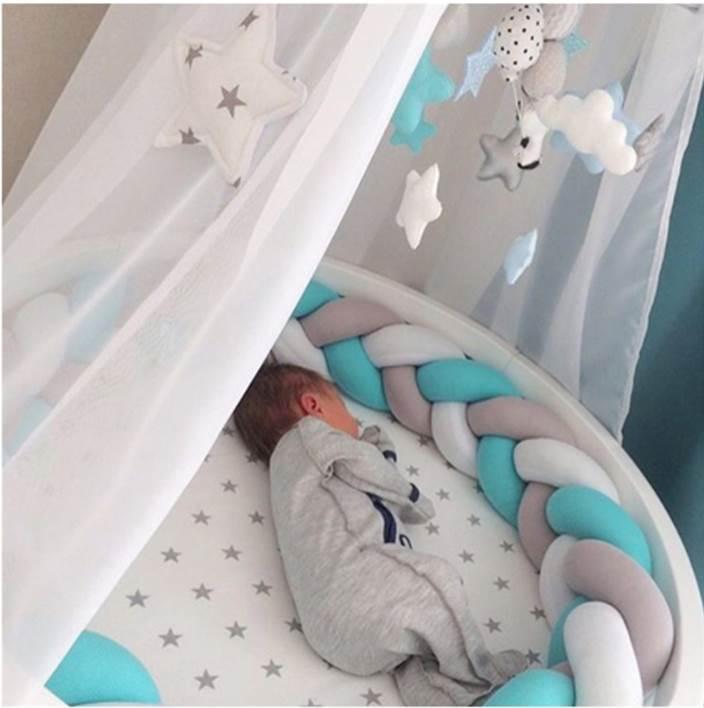 Babyzopf NestchenTürkis 3