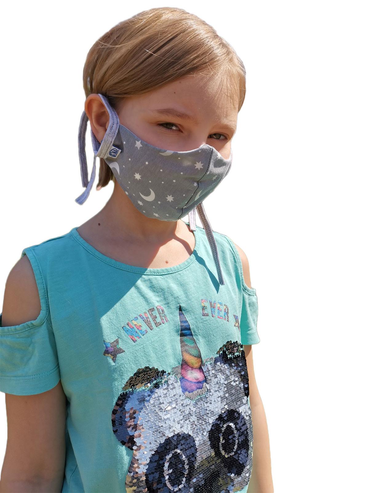 Mundschutz Stoffmaske für Mädchen online bestellen